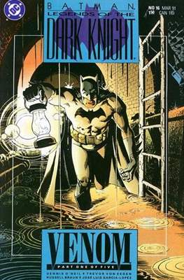 Batman: Legends of the Dark Knight Vol. 1 (1989-2007) (Comic Book) #16