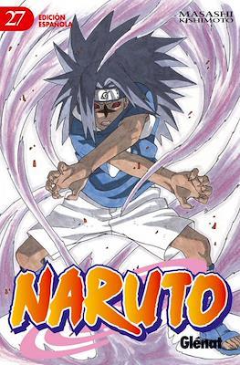 Naruto (Rústica con sobrecubierta) #27