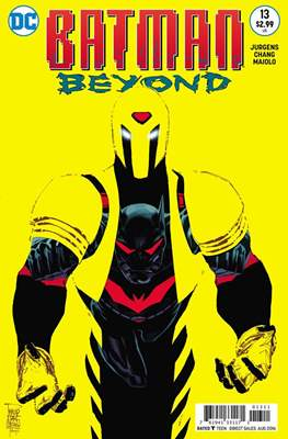 Batman Beyond (Vol 5 2015-2016) (Comic-Book) #13