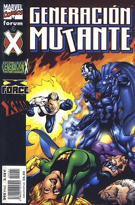 Generación Mutante (2000-2002) (Grapa 72 pp) #4