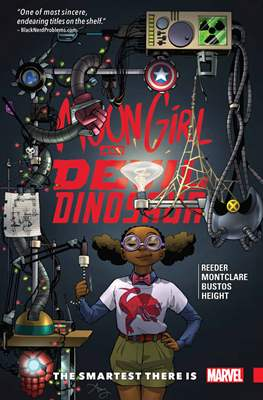 Moon Girl and Devil Dinosaur (Softcover) #3