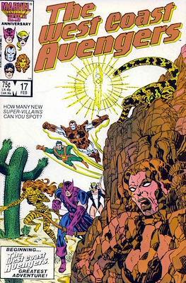 West Coast Avengers Vol. 2 (Comic-book. 1985 -1989) #17