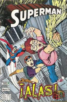 Superman Vol. 1 (Grapa. 1986-2001) #76