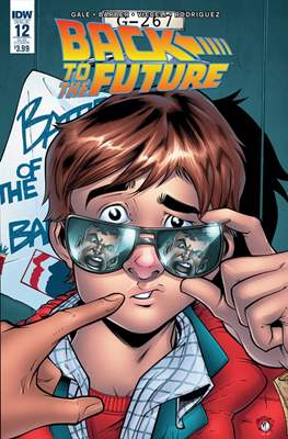 Back to the Future (Comic-book) #12