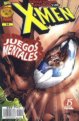 Profesor Xavier y los X-Men (Grapa. 17x26. 24 páginas. Color.) #14