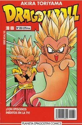 Dragon Ball - Serie Roja (Tapa blanda.) #203