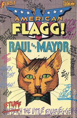 American Flagg! (Comic book) #30