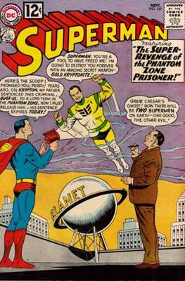 Superman Vol. 1 / Adventures of Superman Vol. 1 (1939-2011) (Comic Book) #157