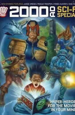 2000 AD Sci-Fi Special #21