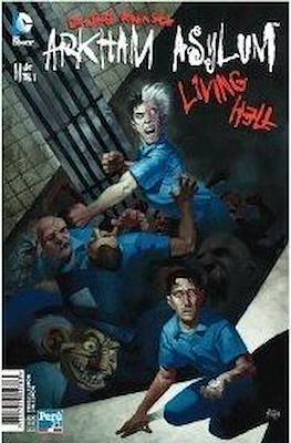 Arkham Asylum: Living Hell (Grapa) #2