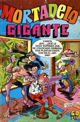 Mortadelo Gigante #9