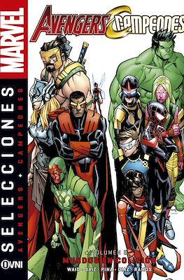 Selecciones Marvel (Rústica) #14
