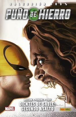 Puño de Hierro.100% Marvel HC (Cartoné 112 pp) #2