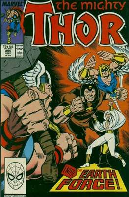 Journey into Mystery / Thor Vol 1 (Comic Book) #395