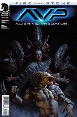 Alien vs Predator: Fire and Stone