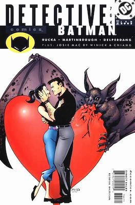 Detective Comics Vol. 1 (1937-2011; 2016-) (Comic Book) #764