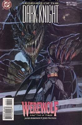 Batman: Legends of the Dark Knight Vol. 1 (1989-2007) (Comic Book) #72