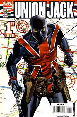 Union Jack Vol. 2 (2006-2007) (Grapa) #1
