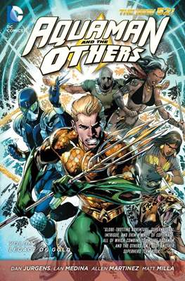 Aquaman and the Others (Softcover 176 pp) #1
