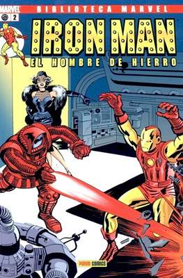 Biblioteca Marvel: Iron Man (2005-2008) (Rústica 160 pp) #2