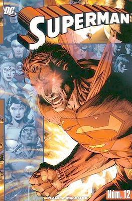 Superman (2006-2007) (Rústica, 98 páginas) #12