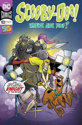 Scooby-Doo! Where Are You? (Comic Book) #103