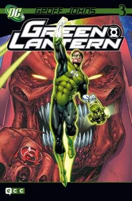 Green Lantern de Geoff Johns (Cartoné) #3