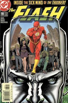 The Flash Vol. 2 (1987-2006) (Comic Book) #185