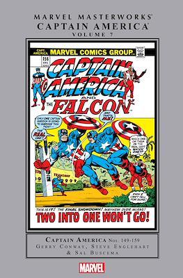 Marvel Masterworks: Captain America (Hardcover) #7