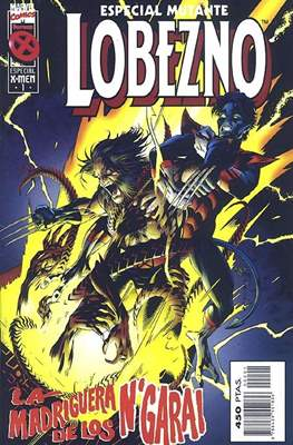 Lobezno vol. 2 Especiales (1996-1998) #1