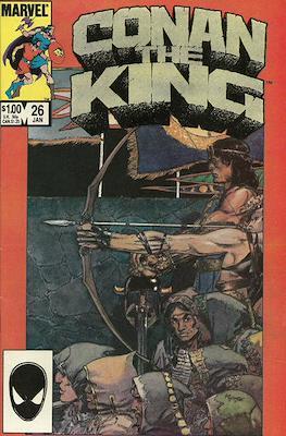 King Conan / Conan the King (Grapa, 48 págs.) #26