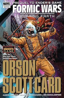 Ender's Game: Formic Wars - Burning Earth