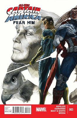 All-New Captain America: Fear Him (2015) #3