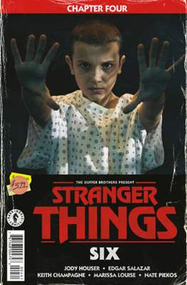 Stranger Things: Six (Variant Covers) (Comic Book) #4.2