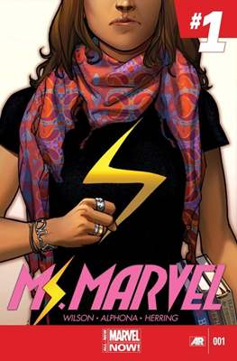 Ms. Marvel (Vol. 3 2014-2015) (Grapa) #1
