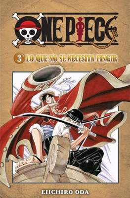 One Piece (Rústica) #3