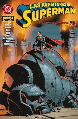 Las aventuras de Superman. Mundos en guerra (2004) #3
