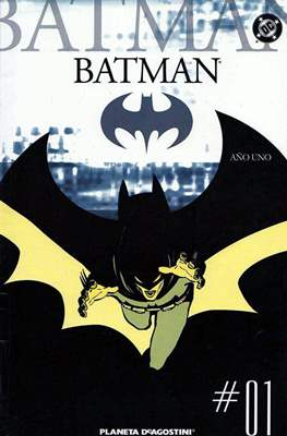 Coleccionable Batman (2005-2006) #1