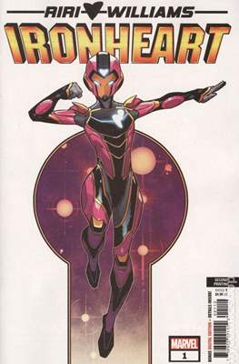 Ironheart (2018- Variant Cover) #1.5