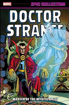 Doctor Strange Epic Collection (Softcover) #1