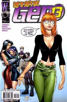 Gen 13 (1999 Series) (Saddle-Stitched) #52