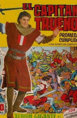 El Capitán Trueno. Album gigante #1