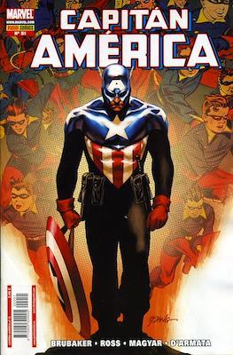 Capitán América Vol. 7 (2005-2011) (Grapa) #51