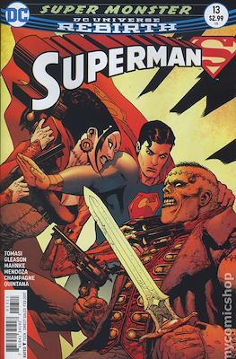 Superman Vol. 4 (2016-2018) #13