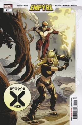 Empyre - X-Men (Comic Book) #2
