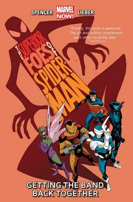 Superior Foes of Spider-Man (Softcover) #1