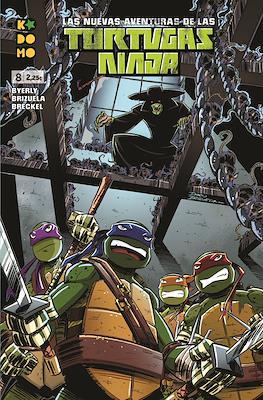 Las nuevas aventuras de las Tortugas Ninja (Grapa 24 pp) #8