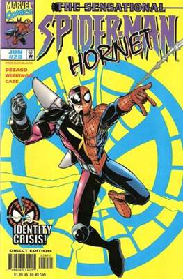 The Sensational Spider-Man (1996-1998) (Comic Book) #28