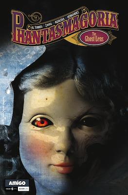 Phantasmagoria (Comic Book) #5