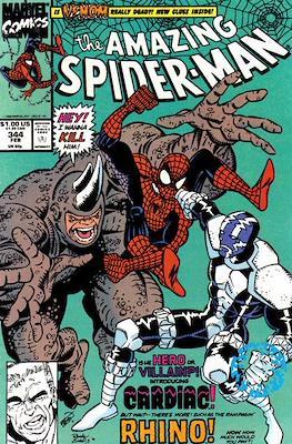 The Amazing Spider-Man Vol. 1 (1963-1998) (Comic-book) #344
